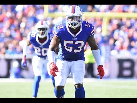 Zach Brown 2016 Highlights | Welcome to the Redskins |
