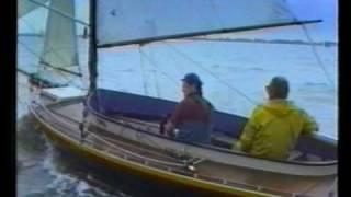 Old Gaffers East Coast Race 1993