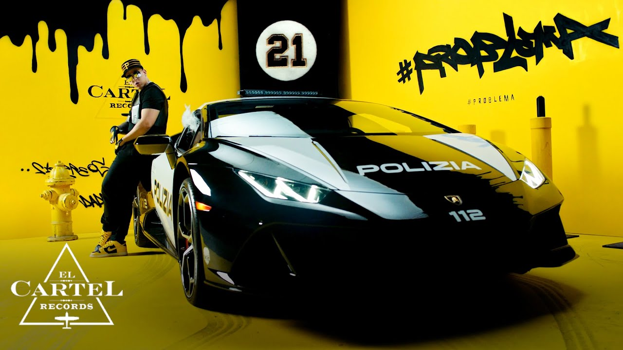Download Daddy Yankee - Problema (Video Oficial)
