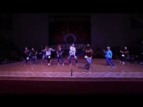 Dance Integration 2013 - Hip-Hop Solo, Junior Girls
