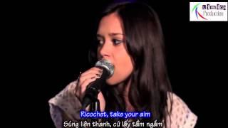 [ Lyric & Vietsub ] Titanium - Megan Nicole