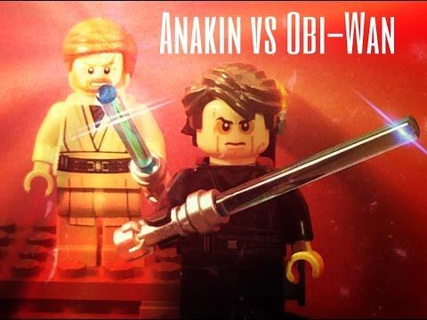 Lego Star Wars: Anakin vs Obi-Wan
