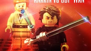 Lego Star Wars: Anakin vs Obi-Wan