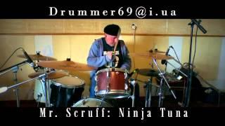 Mr. ScruFF: Ninja Tuna