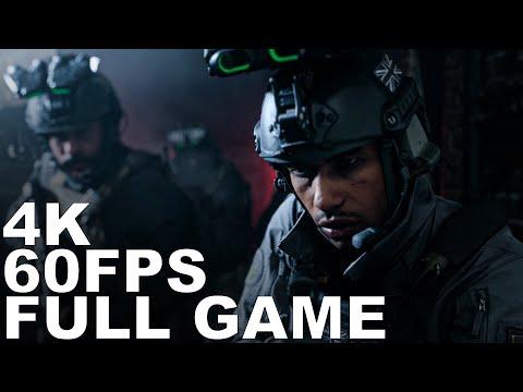 Call of Duty: Modern Warfare | FULL GAME Walkthrough | PC ULTRA GRAPHICS [4K60FPS]