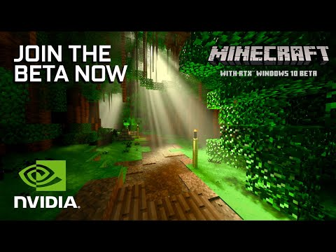 Minecraft with RTX Beta Available Now | Official Launch Trailer