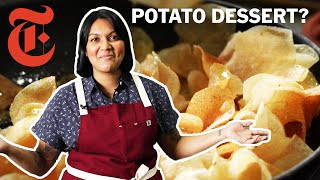Can Sohla Make An Entire Meal Out of Potatoes?  NYT Cooking