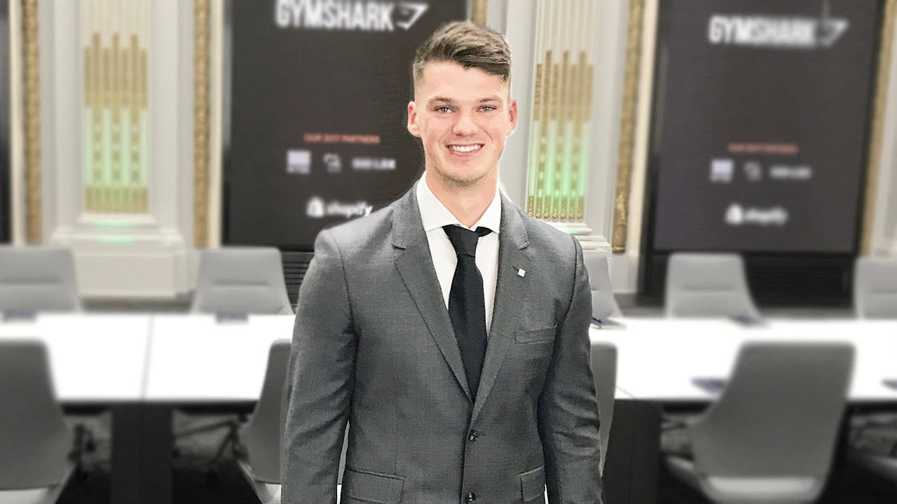 Gymshark On The New York Stock Exchange Ringing The Bell On Wall