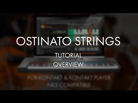 Ostinato Strings Tutorial - Overview