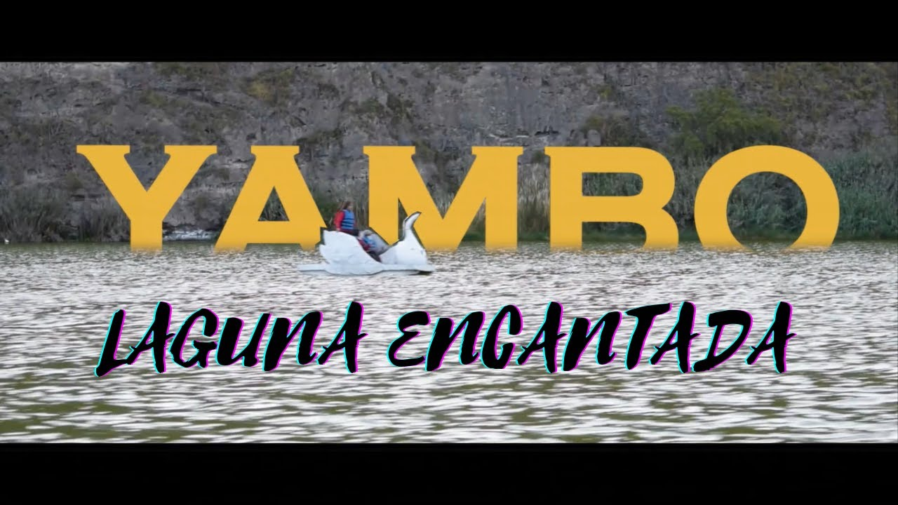 Leyendas de la Laguna de Yambo 👹    FERCH.
