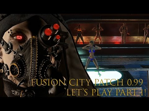 FALLOUT 4 FUSION CITY PATCH 0.99 CONTENT UPDATE THE ROAD TO FUSION CITY LET'S PLAY PART 1!