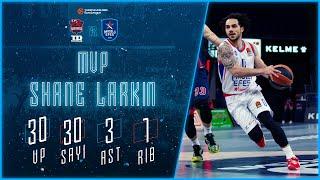 33. Hafta / TD Systems Baskonia - Anadolu Efes / Shane Larkin