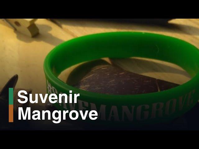 Beli Mbah Sumat, Mbahnya Suvenir Mangrove