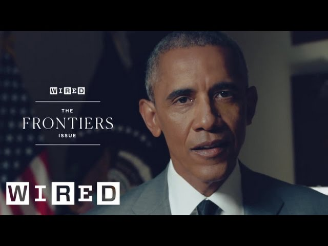 President Barack Obama Guest Edits WIRED's November Issue