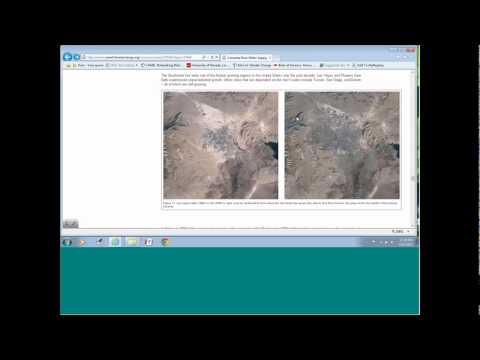 Webinar #5 - Climate Change Impacts on Colorado River Water Supply