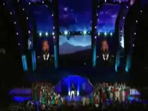 """John Legend - """"If You're Out There"""" - 2008 DNC Denver,CO"""