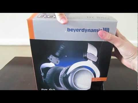 Beyerdynamic DT 880 Unboxing and Review