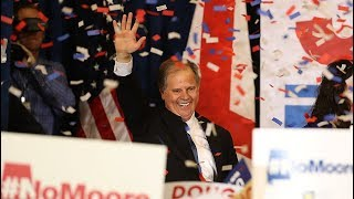 From youtube.com: Doug Jones Wins! {MID-209286}