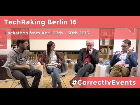 TechRaking Berlin 2016
