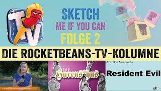 15 Minuten mit Luksan Wunder auf Rocket Beans TV (F2: Alter Wein in alten Schläuchen)
