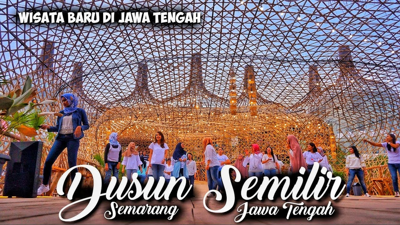 Liburan Seru Ke Dusun Semilir Eco Park Wisata Baru Di Semarang