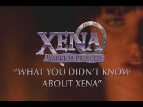 What you didn't know about Xena part 1