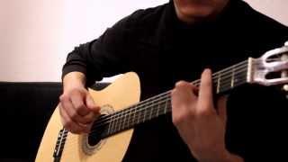 Интерны на гитаре. Музыка из сериала (Walertos cover)