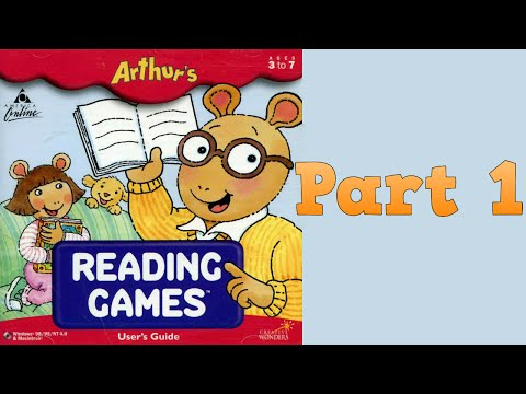 Whoa, I Remember: Arthuru0027s Reading Games: Part 1