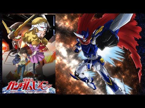 Gundam Online (ガンオン) | Unicorn Awakened | #7 from YouTube · Duration:  13 minutes 53 seconds