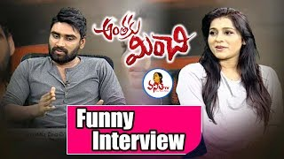 Rashmi Gautam And Jai Funny Interview On Anthaku Minchi Movie | Celebrity Interviews | Vanitha TV