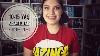KÜÇÜK YAŞTAKİLER (10-15) İÇİN KİTAP ÖNERİLERİ Video