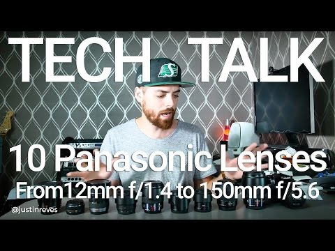 10 Panasonic Lenses Roundup and Review