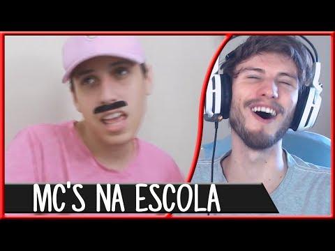 REACT MC'S NA ESCOLA 4   Maneirando