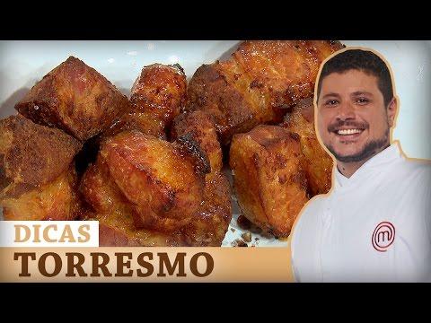 TORRESMO Com Raul Lemos | DICAS MASTERCHEF