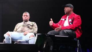 Timbaland at ComplexCon