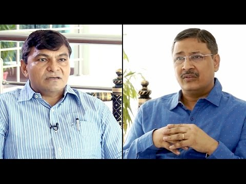 Dr. P D Vaghela | VAT Commissioner | Gujarat | Rubaru with TIOL Tube