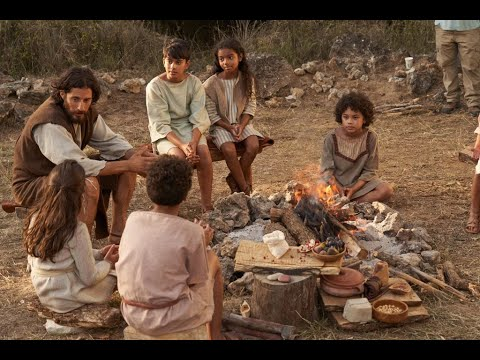 Download Jonathan Roumie's Childlike Performance as Jesus (clip)