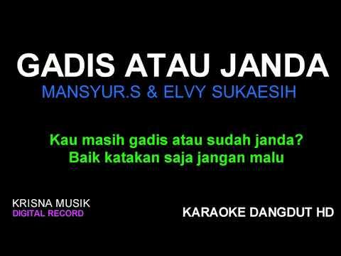 Lagu Video Gadis Atau Janda Karaoke Dangdut Asli Hd Terbaru