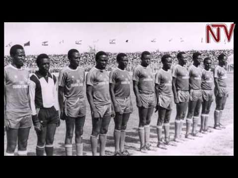 Bidandi Ssali, team manager of 1978 Uganda Cranes team looks back