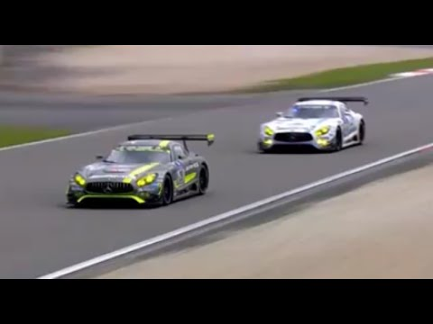 Nurburgring 24 Hour - Dramatic Ring endurance race Last Lap