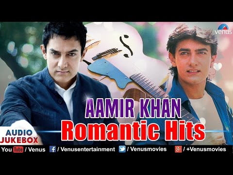 Aamir Khan Romantic Hits  Best Song Collection  Audio Jukebox