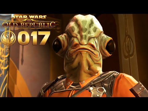 STAR WARS THE OLD REPUBLIC #017 General Var Suthra ★ Let's Play The Old Republic [Deutsch]