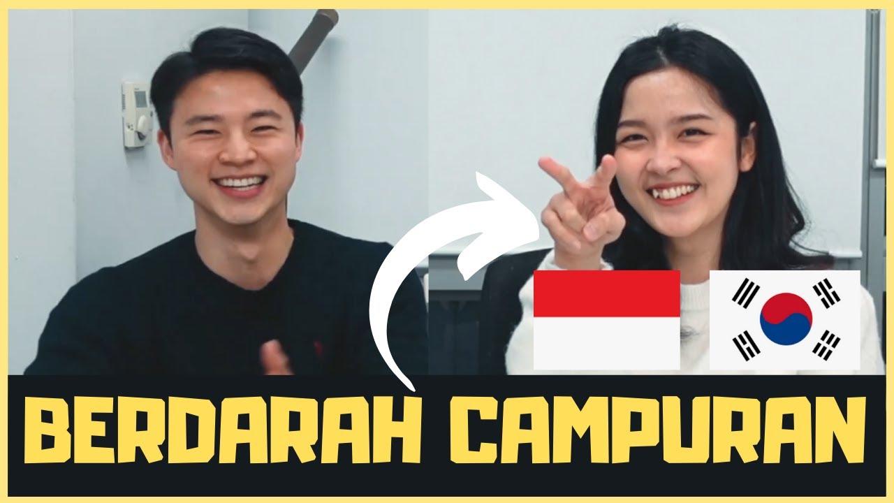 "Curhatan Seorang Teman ""Berdarah Campuran"" (Papa - Orang Korea + Mama - Orang Indonesia)"