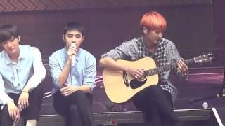 [LOVE YOURSELF] cover by Chanyeol & Kyungsoo (D.O.)