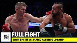 FULL FIGHT   Liam Smith vs. Mario Alberto Lozano