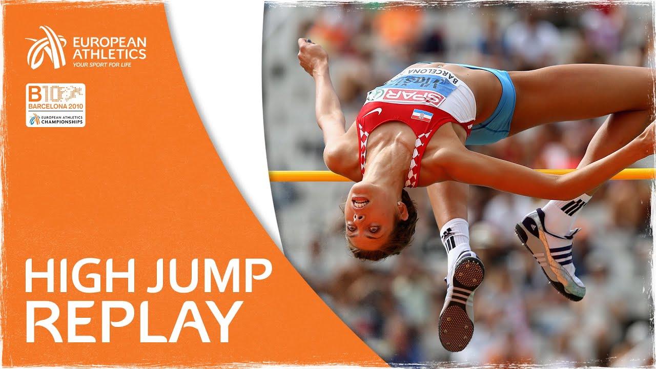 Women's High Jump Final | Barcelona 2010