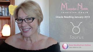 Taurus January 2015 Oracle Message
