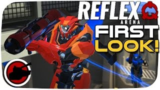 Reflex Arena ► First Look! - Reflex Arena Gameplay