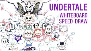 Undertale Whiteboard Speed-draw