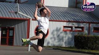 Handball - Comment faire un Kung fu